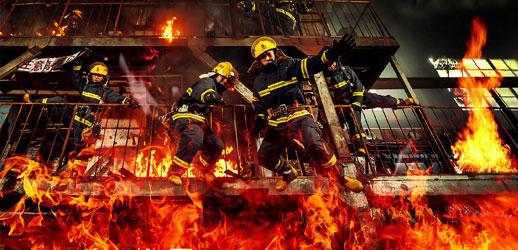 消防部队就业班