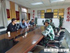浙江省嘉兴市公安消防支队到我校选拔优秀学子