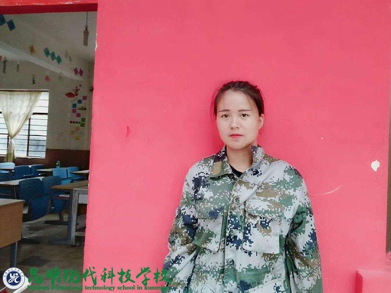 祝贺我校军护专业学生:雷希冯同学到山东深造学习