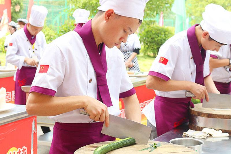 中餐烹饪专业实训