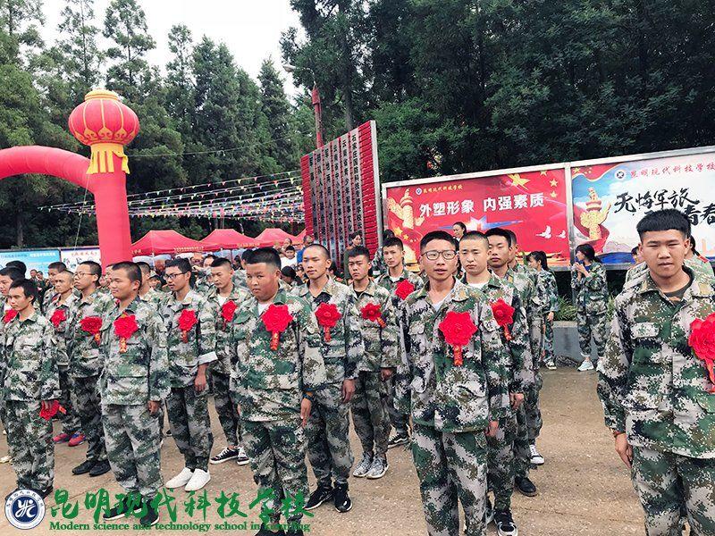 依依不舍送兵日 欢送我校40名专职消防队员奔赴杭州消防支队