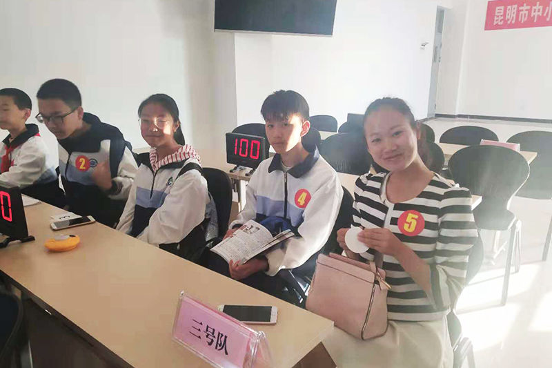 我校荣获昆明市第二届中华优秀传