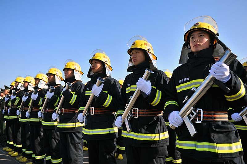 中华人民共和国应急管理部公告(2019年第2号)关于国家综合性消防救援队伍面向