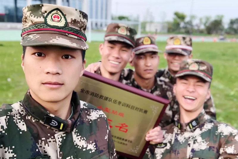 就业学子 | 浙江杭州消防