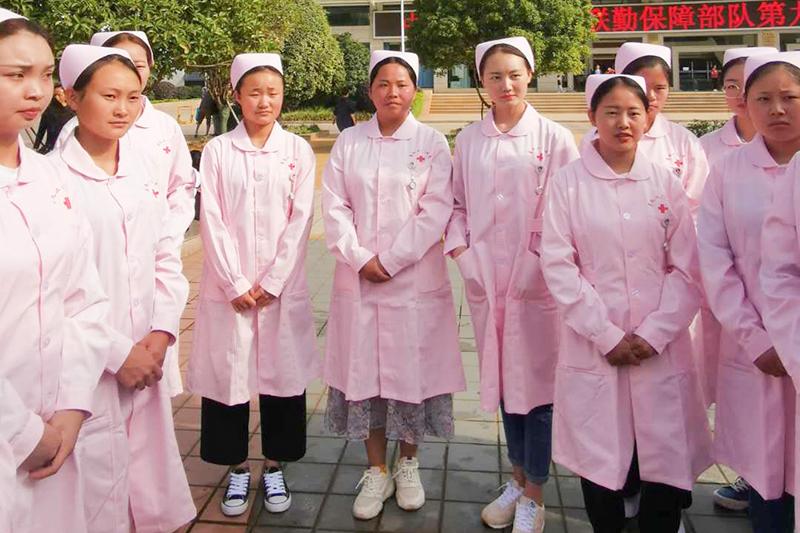喜报 | 我校2015级24名护理专业学生前往中国人民解放军联勤保障部队第