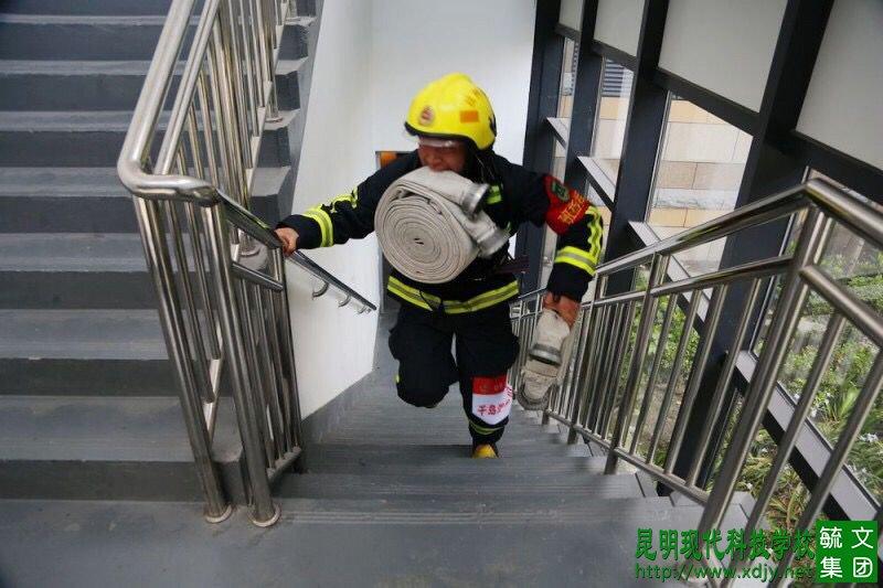 消防部队就业班宣传片